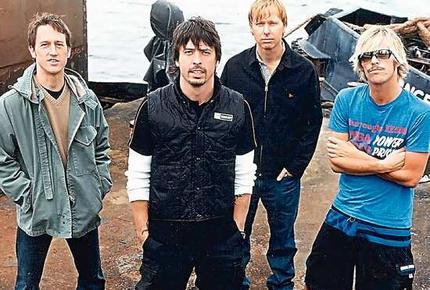 alternativo hard indie brit rock foo fighters