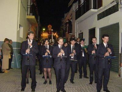 La Banda de Música el Viernes Santo