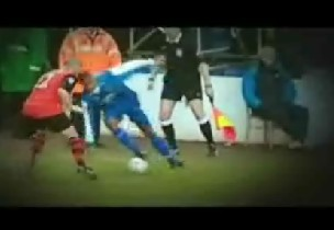 video futbol soccer accidentes y torpezas