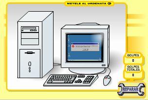videojuego computadora