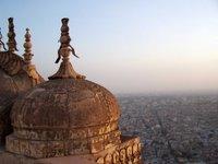 Namargarh Kalesi'nden Jaipur