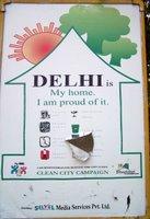 Delhi'de temizlige cagri