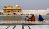 Amritsar - Altin Tapinak