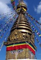 Stupa - Swayambhunath