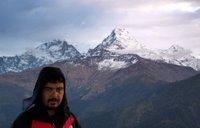 Poon Hill'den Annapurna I, Annapurna-Guney ve Ben