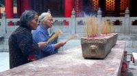Wong Tai Sin Tapınağı - Budist Teyzeler