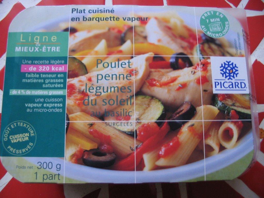 Sucr sal comment choisir un plat cuisin for Plats cuisines picard