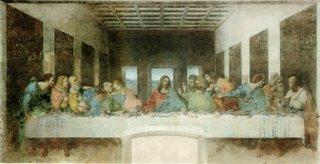 Leonardo Da Vinci - Az utolsó vacsora