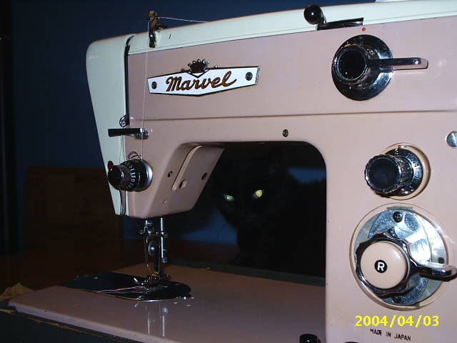 Whoville Interior Activites The Marvel Quilt New Marvel Sewing Machine