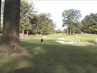 Whirlpool, 2nd hole, par 4