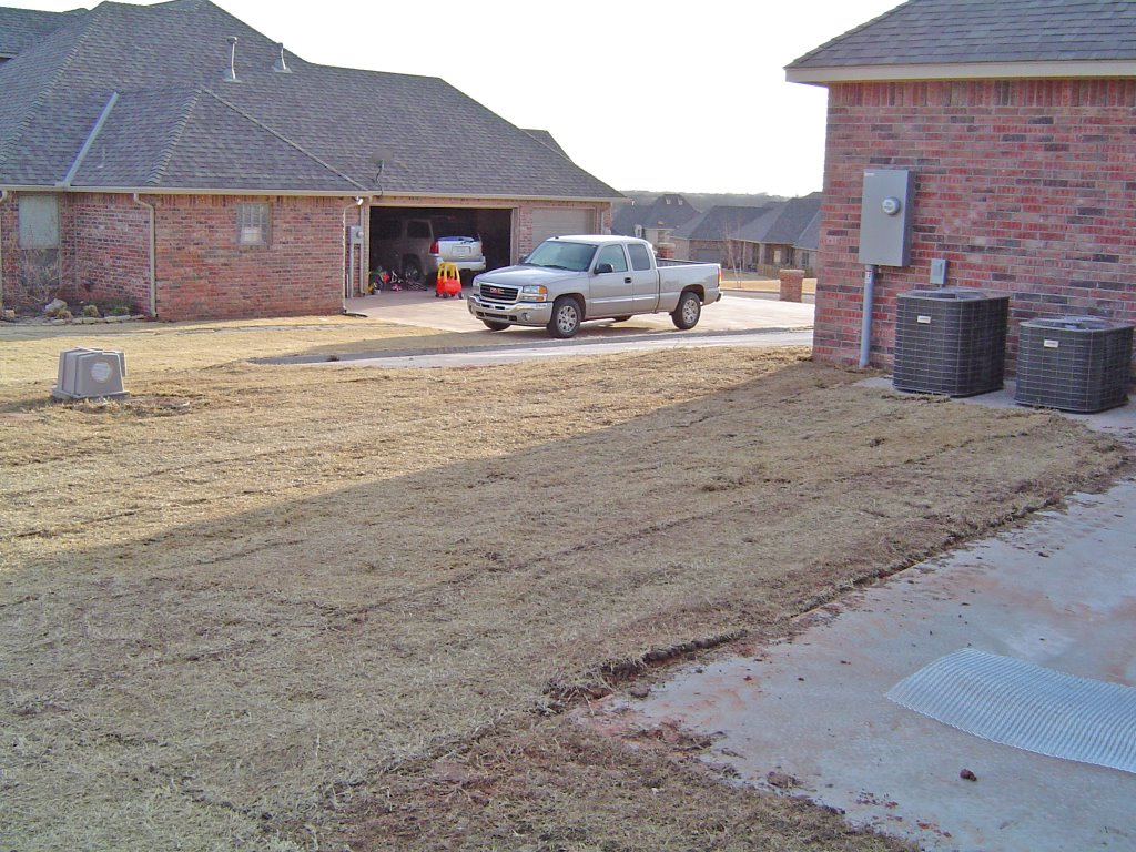 Custom Builders Of Oklahoma Belmar Sod