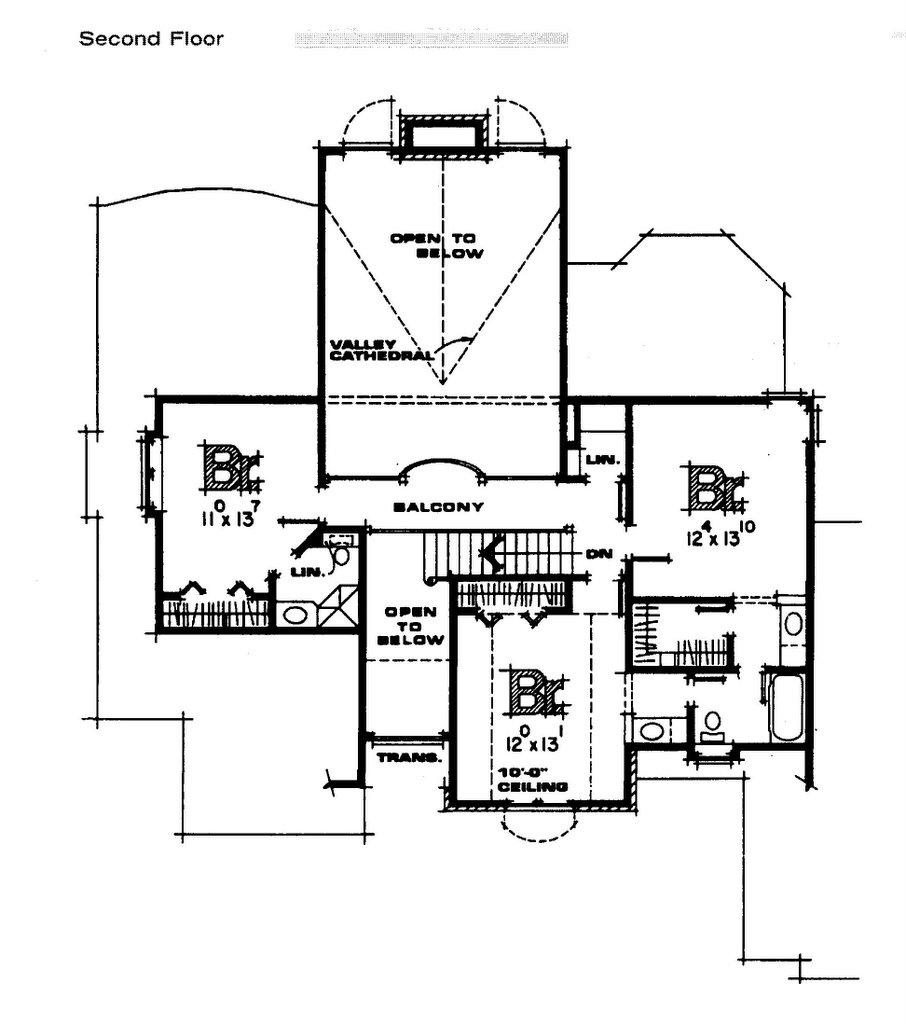 Custom builders of oklahoma belmar the floor plan and for Floor plans oklahoma
