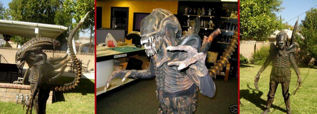 Jimsmash Aliens Costume Buy It For Me