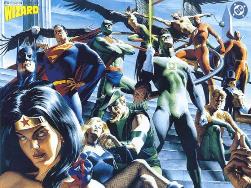 ALEX ROSS KNOWS DC