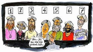Mohammed(?) by Annette Carlsen