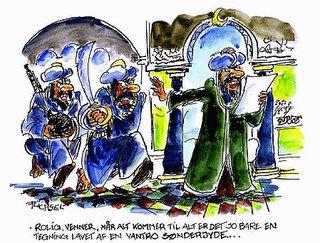Mohammed by Franz Füchsel