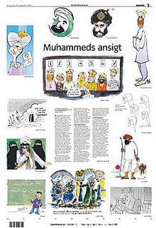 JyllandsPosten, the original page