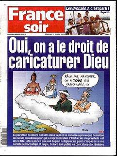 Mohammed, France Soir