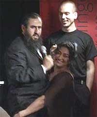 Shabana Rehman lifts Mullah Krekar