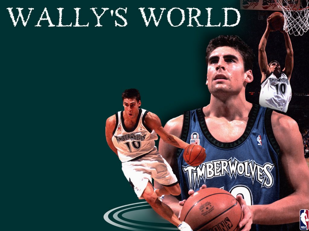 kenneth in the 212 Sunday Worship Wally Szczerbiak