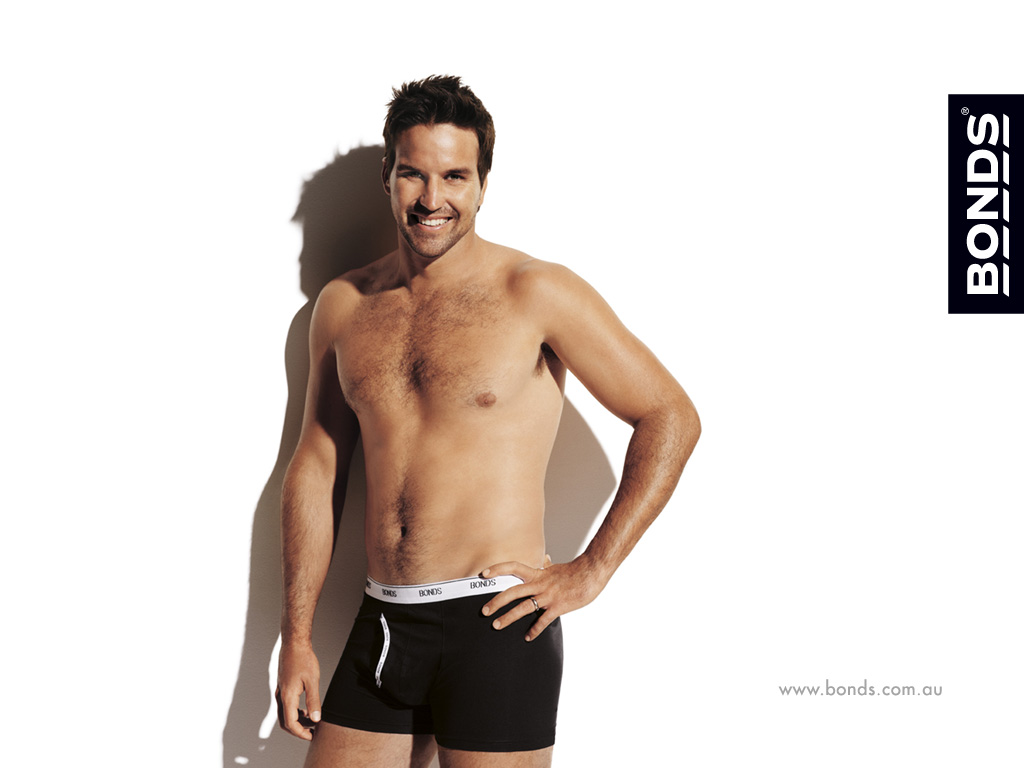 kenneth in the 212 Patrick Rafter Down Under wear