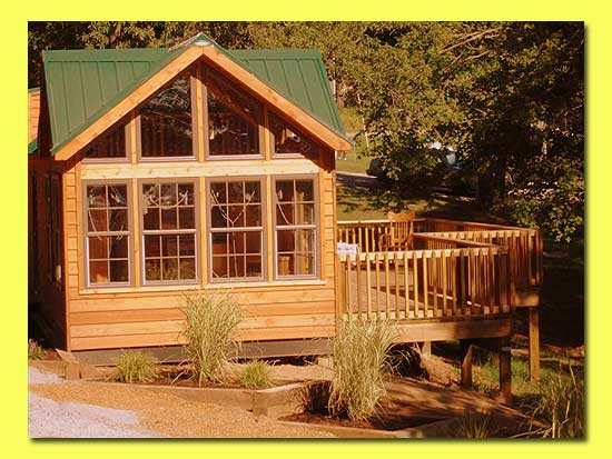 Superior park model cabins for Cooper s cabin park city