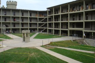 I guess you could say it's a dormitory.