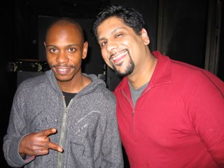Dave Chapelle with the Big Injun that Could