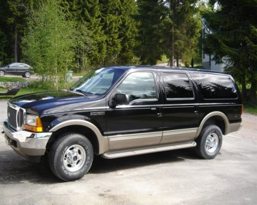 Carros Chidos 2005 Ford Excursion