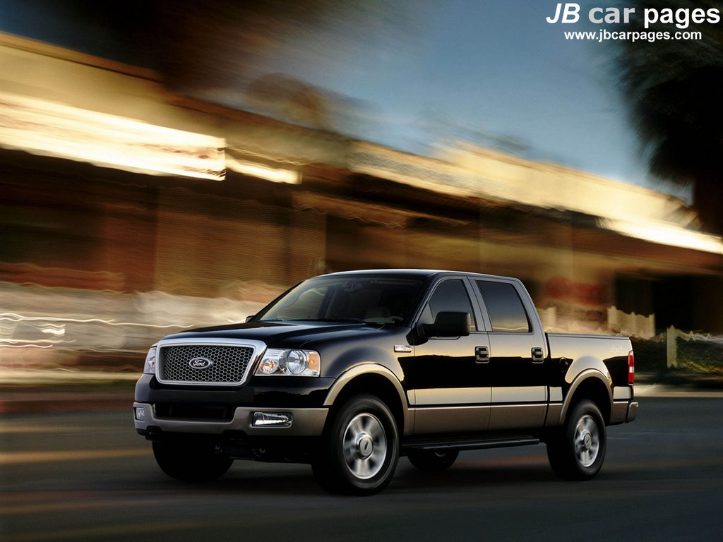 Carros Chidos 2005 Ford F 150