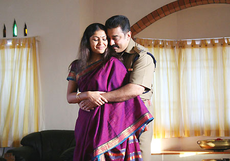 kamal hassan in vetaidu vilaiyadu movie