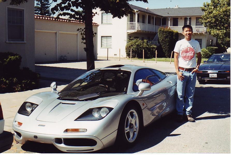 Ben and McLaren F1