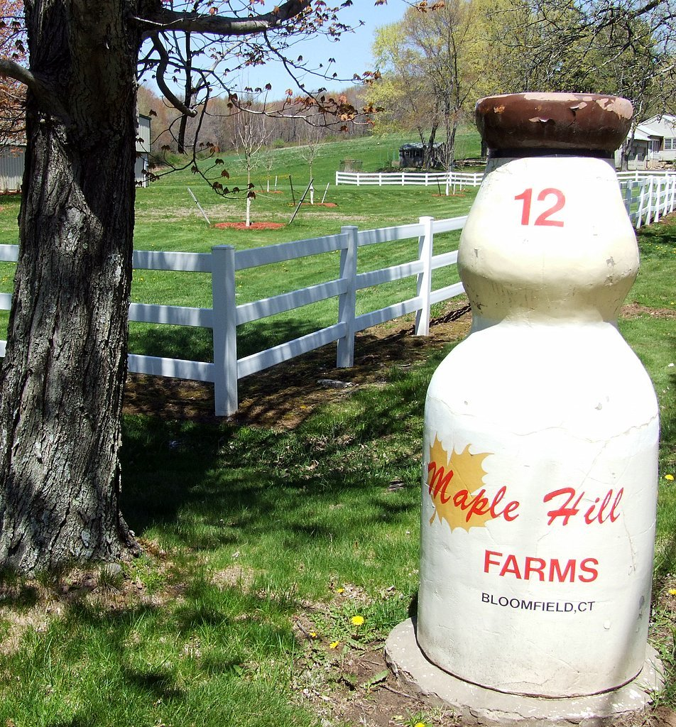 maple hill dairy farm Usda subsidy information for maple hill dairy farm maple hill dairy farm received payments totaling $319,569 from 1995 through 2016.