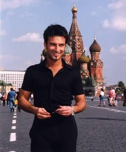 Tarkan in Moscow