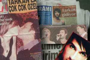 Tarkan in the News