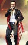 Tarkan's cowboy suit