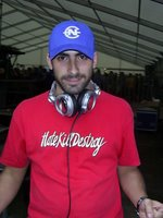 Handsome Turkish DJ Efe Yilmaz