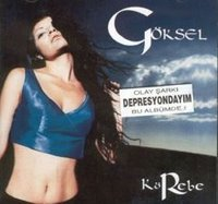 Cover of Göksel's album Körebe