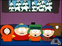South Park recently won a prestigious US award