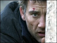 Clive Owen plays reluctant anti-hero Theo in Children of Men