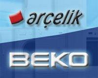 Beko-Arcelik company logos