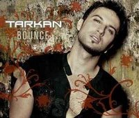 Cover of Tarkan's single Bounce, international release