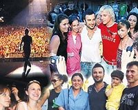 Tarkan and his fans