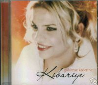 Cover of Kibariye's album