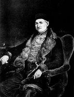 Portrait of Giuseppe Donizetti Pasha (from Guido Zavadini: Gaetano Donizetti: vita, musiche, epistolario)