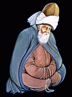 The Mevlana reposed