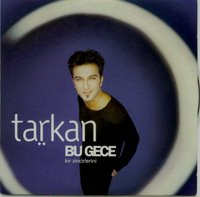 Bu Gece Single Cover