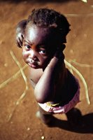 Children are some of the most vulnerable sects of the population threatened by the current food shortage.