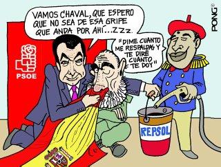 Rodríguez y sus amigos