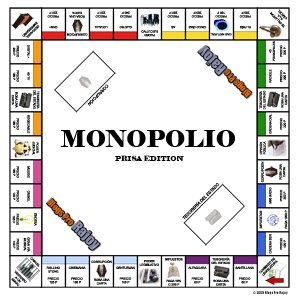 MONOPOLIO - PRISA EDITION